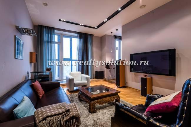 """Эксклюзивная 2-комнатная квартира в аренду в элитном доме """"о."""