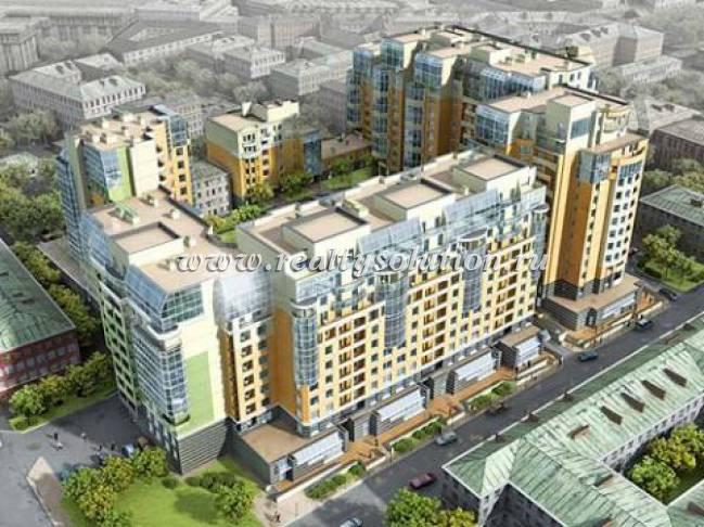 Коммерческая недвижимость в москве портал готовые офисные помещения Кашенкин Луг улица