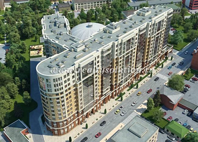 Коммерческая недвижимость санкт-Москва снять помещение под офис Ослябинский переулок